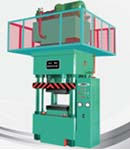 Four-column Hydraulic Forming Machine 1200T CTY32 Serie