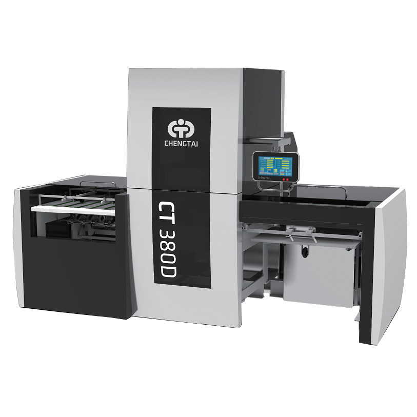 CT-380D/315D Automatic deep embossing machine